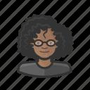 adolescent, african, aging, avatar, female