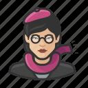 artist, asian, avatar, female icon