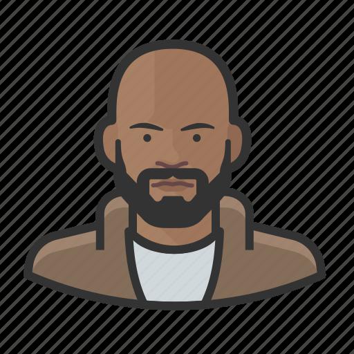 avatar, face, male, man, person icon