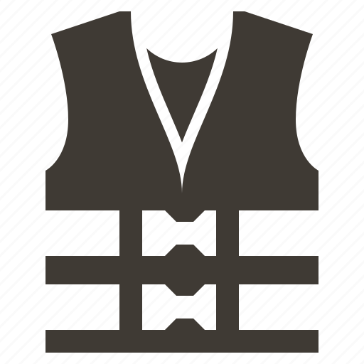 diving, lifejacket, solid, travel, watersport, wear, wetsuit icon