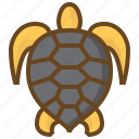 diving, marine, swimming, turtle, watersport, animal