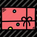 birthday, christmas, diwali, gift, new year, pack, present
