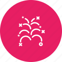 bang, boom, celebrate, crackers, diwali, festival, fireworks icon
