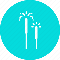 celebrate, celebration, crackers, diwali, festival, fireworks, sparkle icon