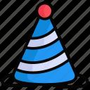 party hat, hat, celebration, party, party cap, decoration, birthday hat