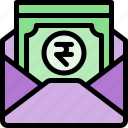 diwali, faith, hindu, india, rupee icon