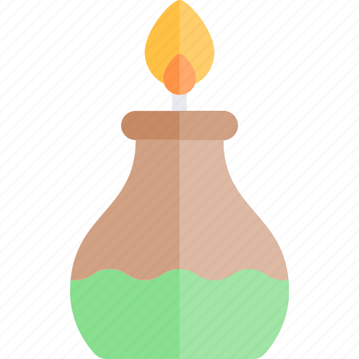 diwali, faith, hindu, india, lamp, oil icon