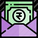 diwali, faith, hindu, india, rupee icon
