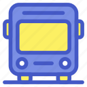 bus, car, holiday, transportation, travel, vacation, vehicle icon