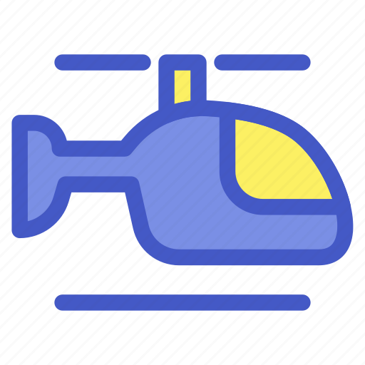 helicopter, holiday, transportation, travel, vacation, vehicle icon