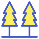 forrest, holiday, jungle, travel, tree, vacation icon