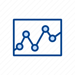 analysis, chart, data, diagram, graph, statistic, statistics icon