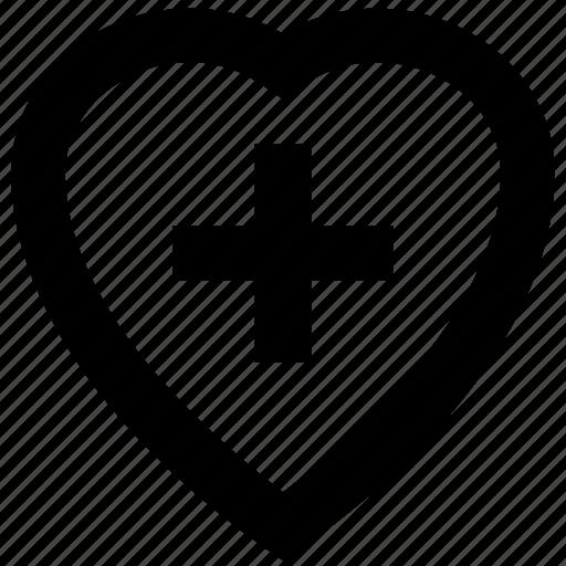 cardiology, health care, heart, heart care icon