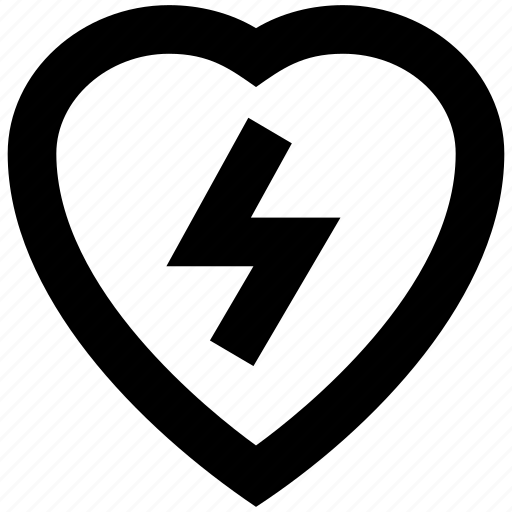 heart, heartbeat, lifeline, pulse icon