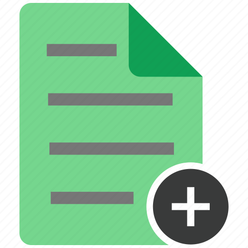 archive, document, file, note icon