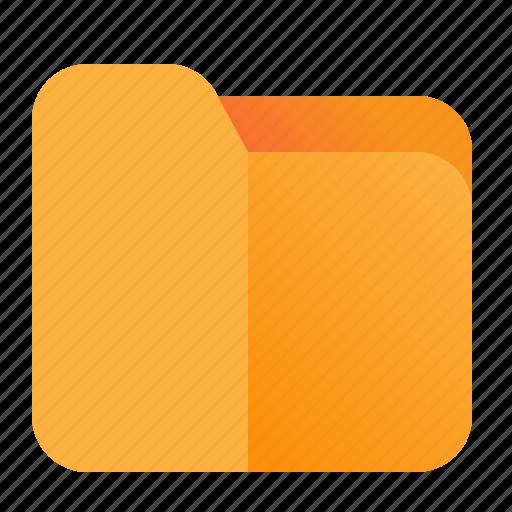 bundle, folder, sheaf icon