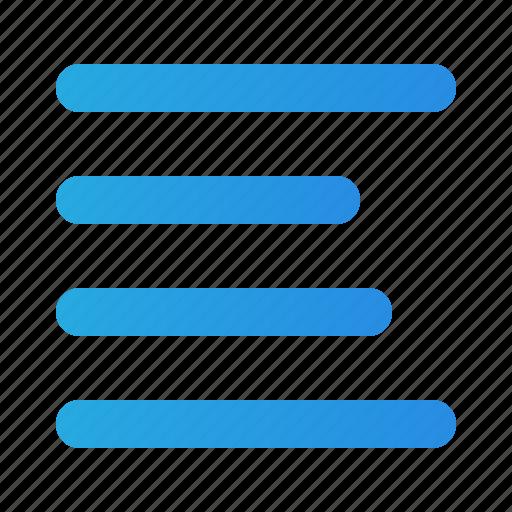 Align, justify, left icon - Download on Iconfinder