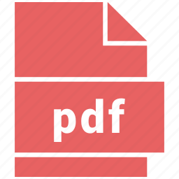 document file format, file, format, pdf icon