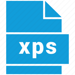 data, document file format, file, xps icon