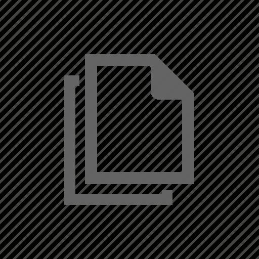 doc, document, file, page, script icon