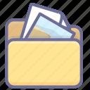 file, folder, photo, picture icon