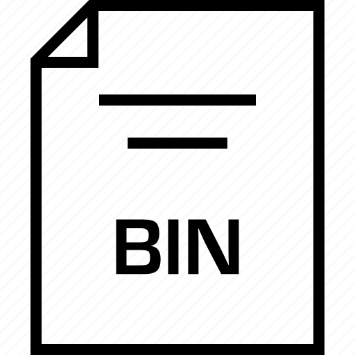 bin, document, extension icon