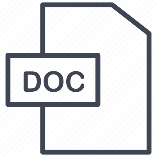 doc, document, documents, file, format, paper icon