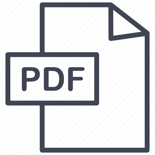 document, documents, extension, file, format, pdf icon