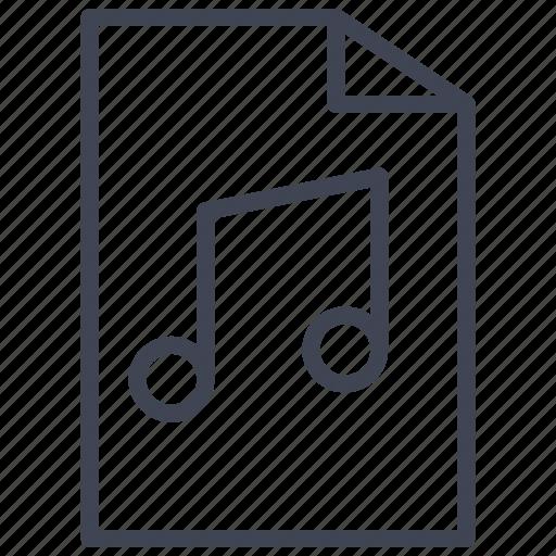 audio, documents, music, sound, volume icon