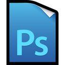 adobe, cs5, file, photoshop icon
