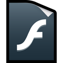adobe, file, flash, swf icon