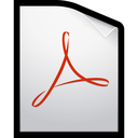 acrobat, docs, google, pdf icon
