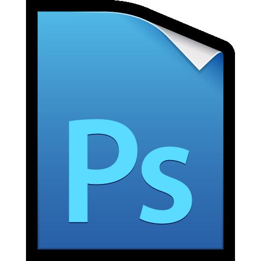 adobe, cs5, file, photoshop icon