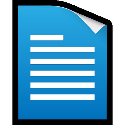 doc, docs, document, google, word icon