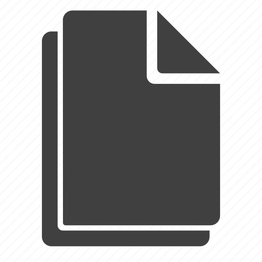 blank, copy, doc, document, imitation, pages, word icon