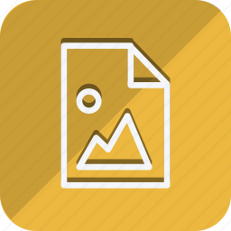 archive, data, document, file, folder, picture, storage icon