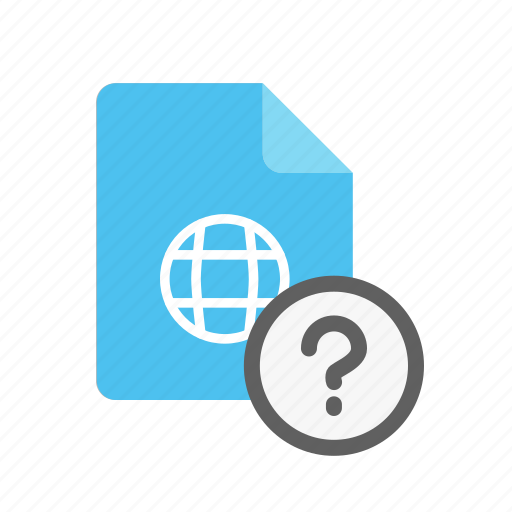 qmark, webpage icon