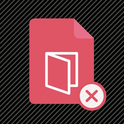 close, pdf icon