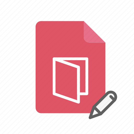 edit, pdf icon