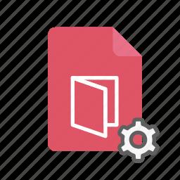 pdf, peremeters icon