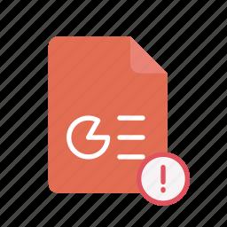 exclmark, ppt icon
