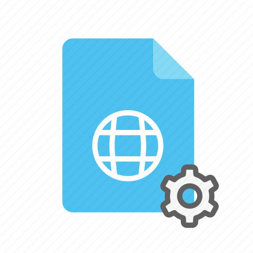 peremeters, webpage icon