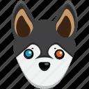 animal, animals, avatar, cute, cutie, dog, pet icon