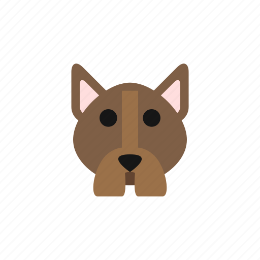 animal, animals, cute, dogbread, old dog, pet, puppy icon