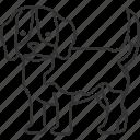 beagle, hunting, playful, puppy, pedigree