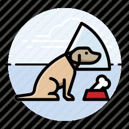 cone, do, dog, in icon