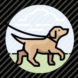 animal, dog, dogs, la icon