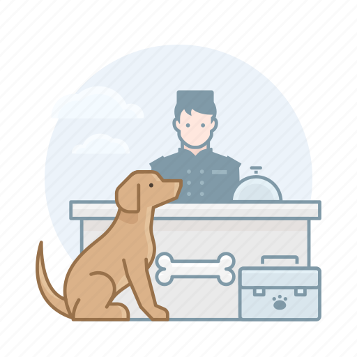 dog, doggy, dogs, pet, puppy, registration icon