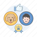 dog show, dogs, pet, puppy, dog icon