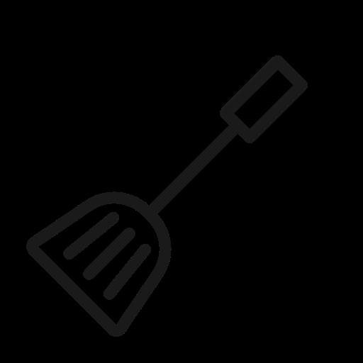 chef, cook, kitchen, spatula icon